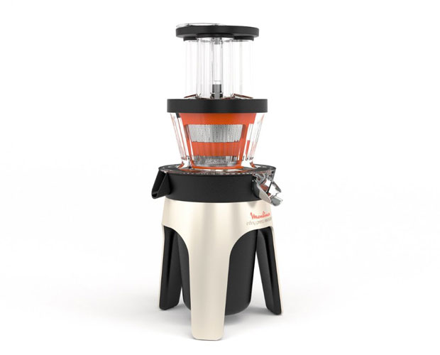 Extracteur de jus moulinex infiny press revolution - Centrifugeuse extracteur de jus ...