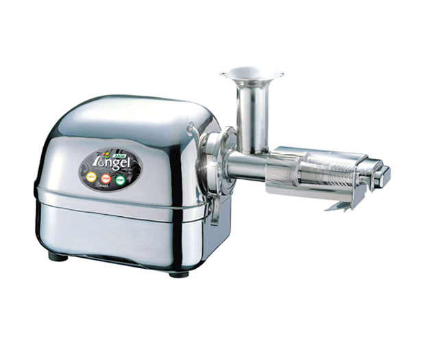 extracteur de jus angel 8500 - extracteur double vis inox