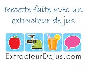 Recettes Extracteur De Jus Jus De Fruit Avec Un Extracteur De Jus